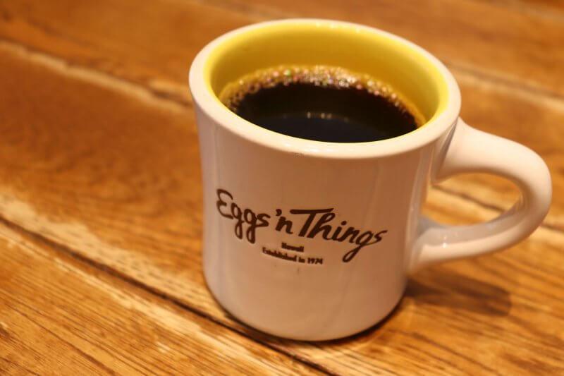 エッグスンシングス・コーヒー