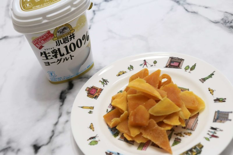 おかえりマンゴー材料