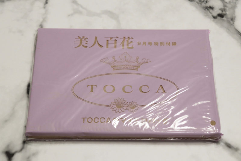 TOCCAエコバッグ