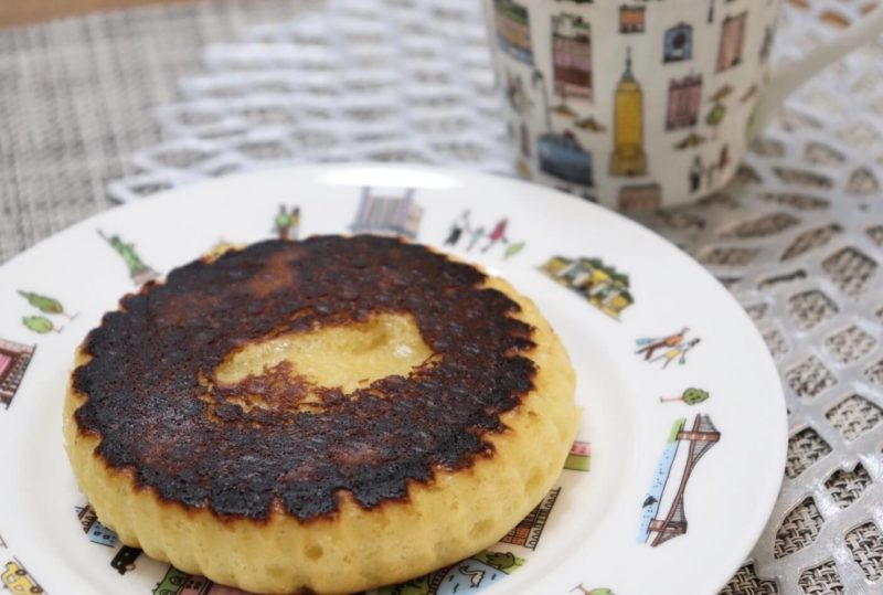 家事ヤロウ・焼き蒸しパン