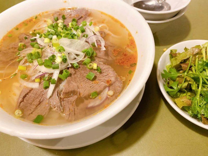 サイゴンレストラン|ピリ辛のフォー