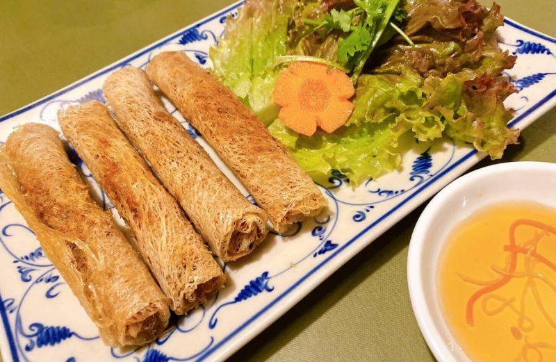 サイゴンレストラン|アミアミ揚げ春巻き