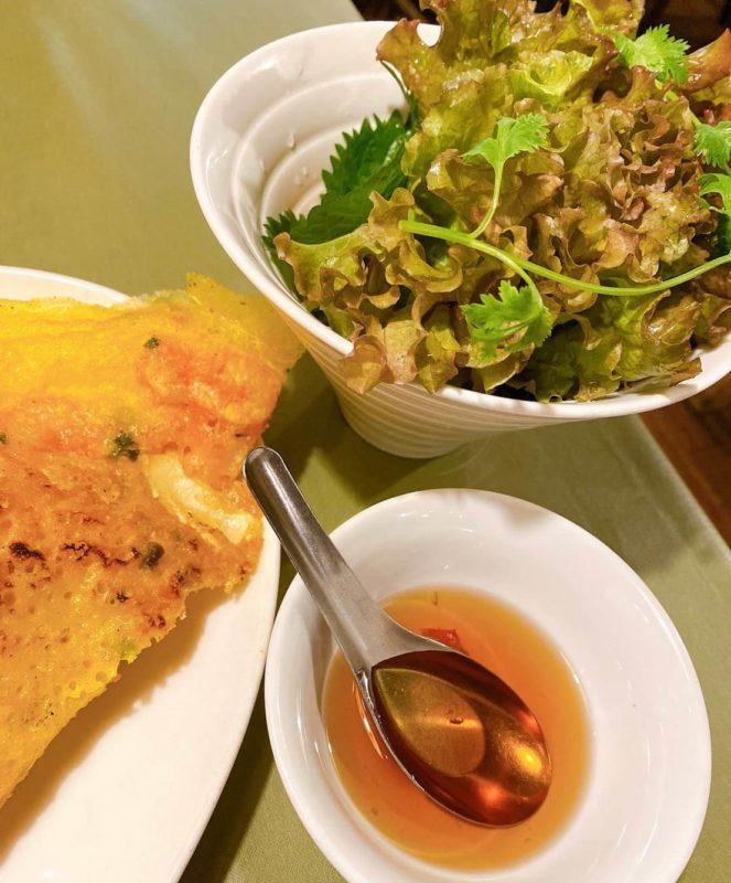 サイゴンレストラン|海鮮パリパリお好み焼き