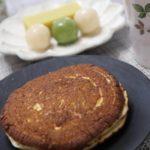 浅草で老舗の和菓子「亀十のどら焼き」と「舟和の芋ようかん・あんこ玉」を購入!