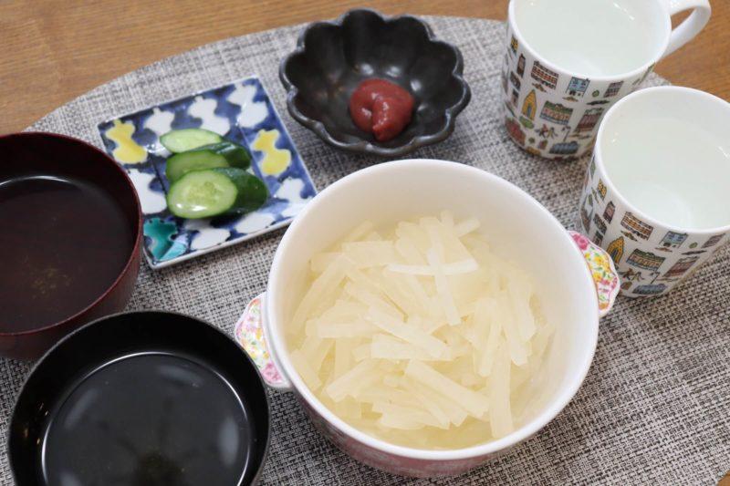 3日間ファスティング【復食期】|スッキリ大根で腸内の大掃除!