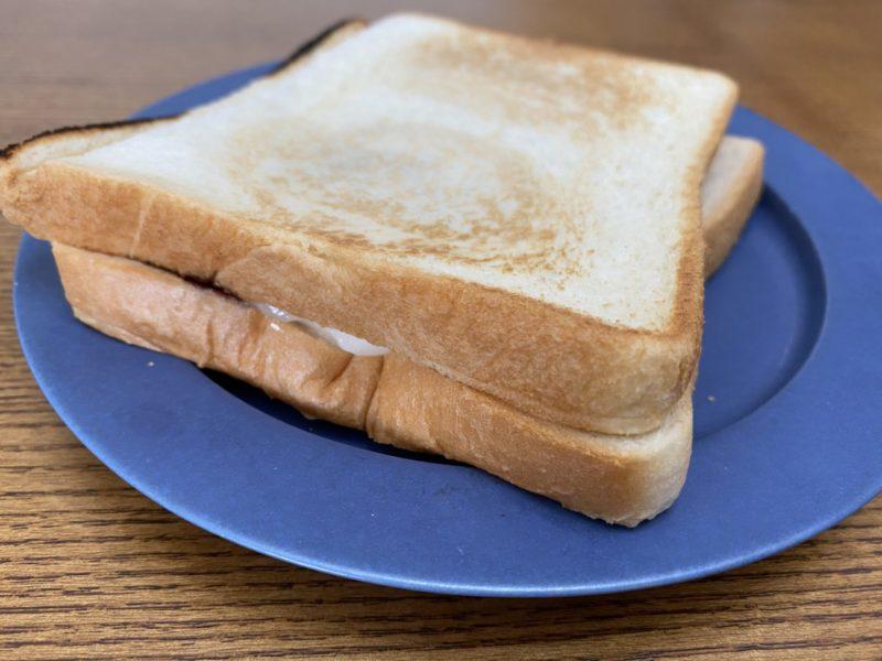 家事ヤロウ|ホットサンドメーカー料理「大福アイス」の味は?