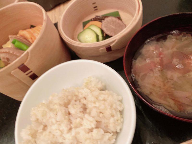 ヒガシヤギンザ・玄米