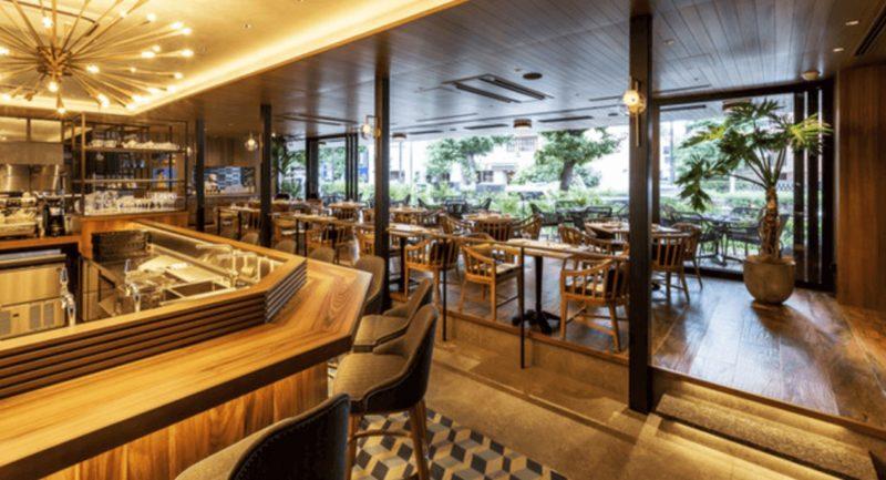 GoToイート 東京おすすめモーニング⑦|THE TENDER HOUSE DINING