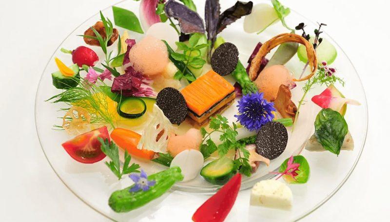 GoToイート 銀座ミシュラン 一つ星③|レストラン タテル ヨシノ 銀座(フランス料理)