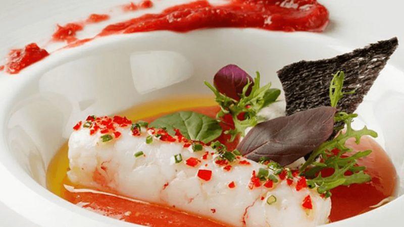 GoToイート 銀座ミシュラン 一つ星④|レ セゾン/帝国ホテル 東京(フランス料理)