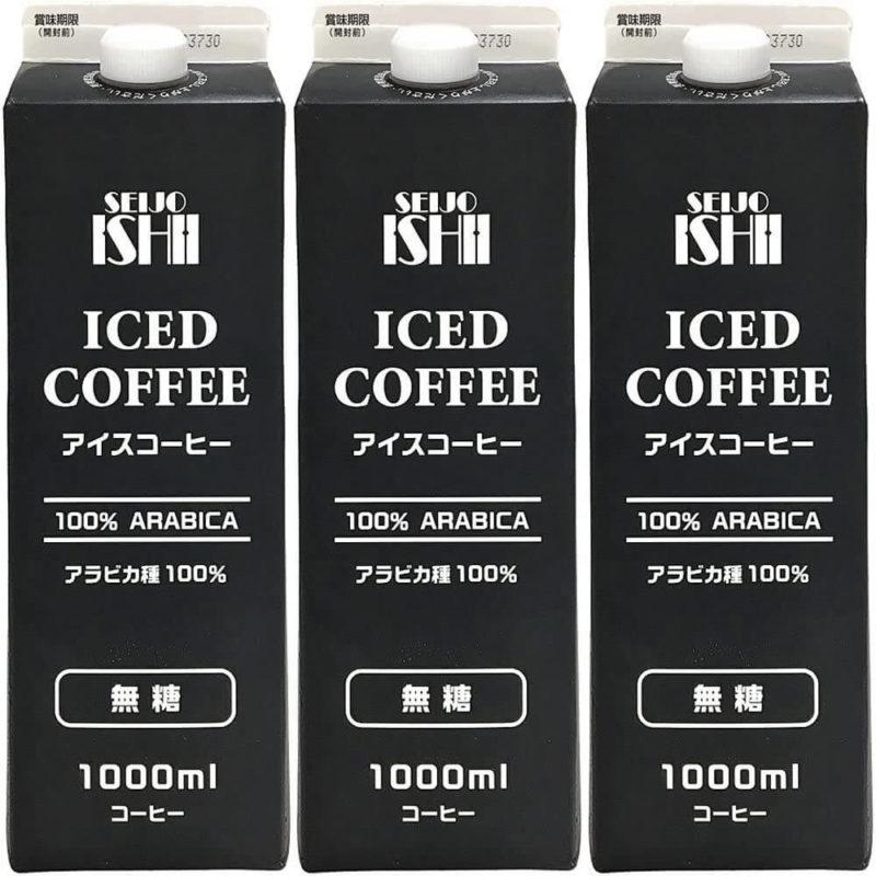 マコなり社長おすすめ成城石井 第3位|アイスコーヒー