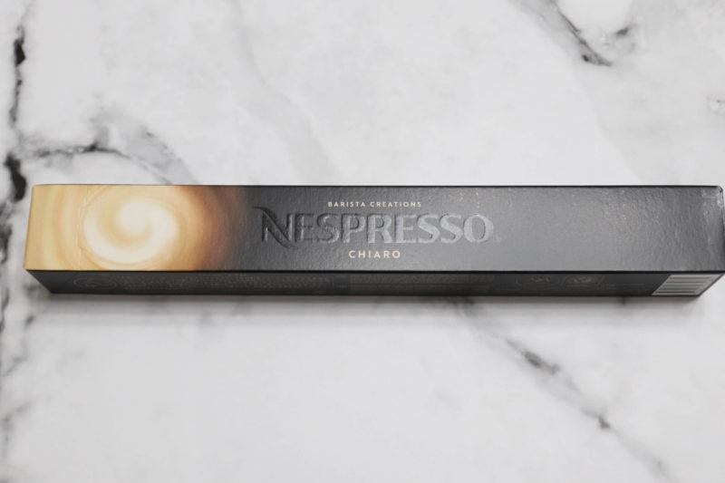 ネスプレッソ|キアロ