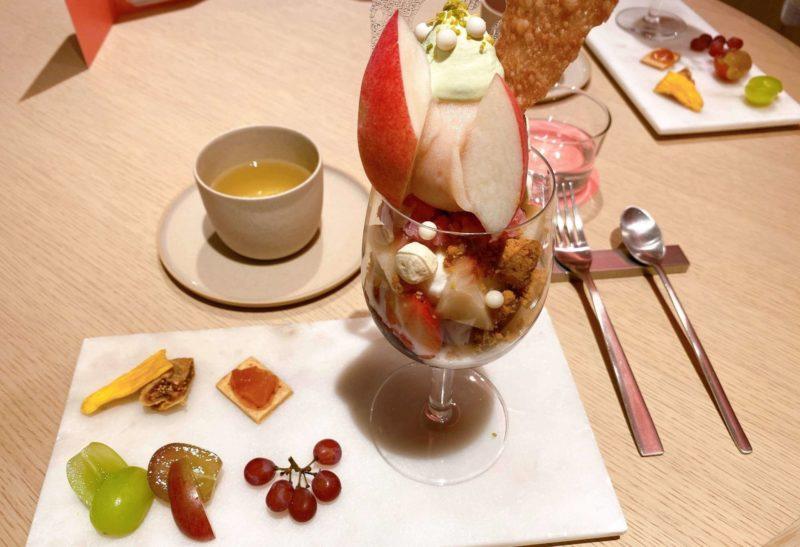 GoToイート 銀座・日本橋のお得なおしゃれカフェ④|Beauty Connection Ginza Fruits Salon