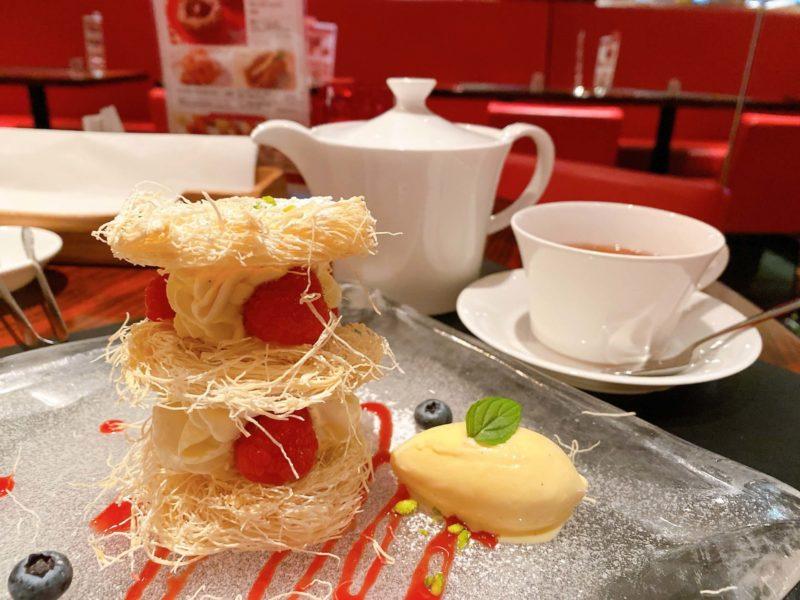 GoToイートキャンペーン@ル カフェドゥ ジョエル・ロブション 日本橋高島屋店|ロブションのデザートセットが実質1,000円以下で楽しめる!