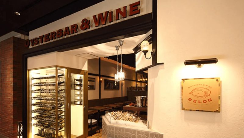 GoToイート 2,000円以下の東京 豪華ランチ③|Oysterbar&Wine BELON 銀座
