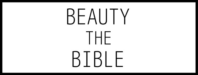 BEAUTY THE BIBLE(ビューティ ザ バイブル)に関連した記事一覧