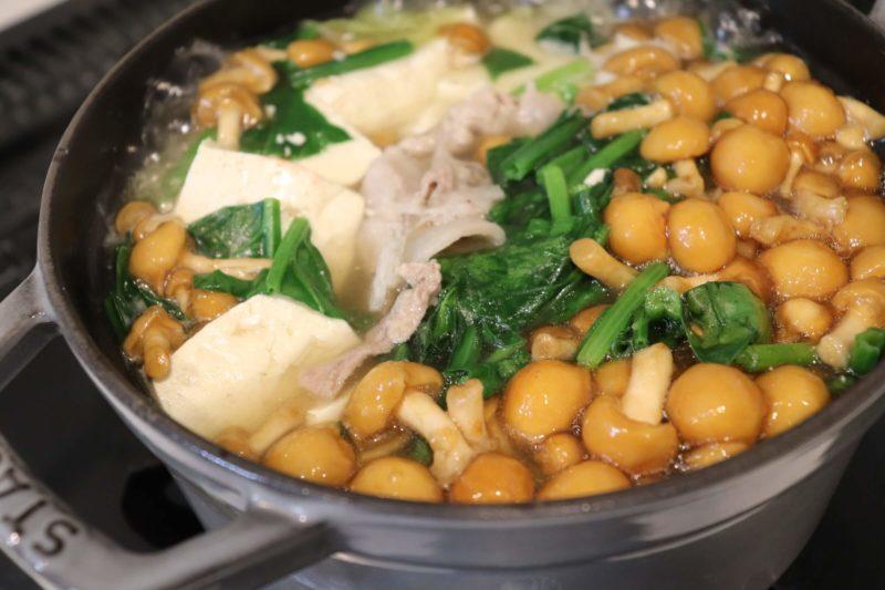 トロトロきのこ鍋のレシピ|竹脇まりなさんオススメのダイエット鍋の作り方!お腹の調子も整えよう!