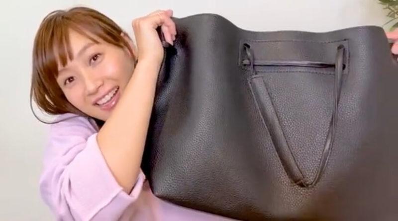 藤本美貴さん|マザーズバッグ中身まとめ(少荷物派ママにオススメ)