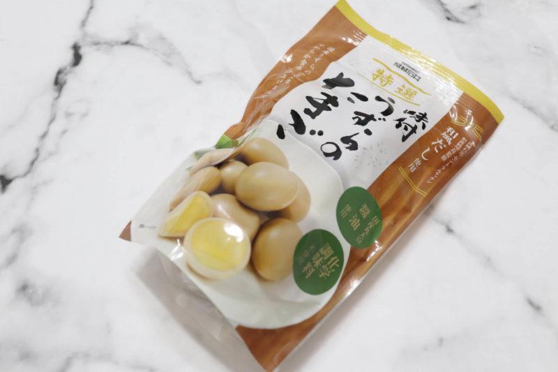 【味付けうずらのたまご@成城石井】ダイエット中にもぴったり!でも、止まらない美味しさで危険なおやつ