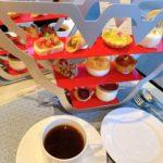 【アフタヌーンティー|EMPORIO ARMANI CAFFE AOYAMA(エンポリオ アルマーニ カフェ)@表参道】