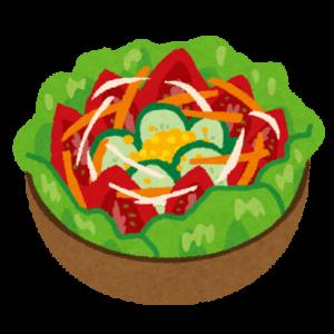 マコなり社長のナイトルーティン⑤ 帰り道でUberEatsを注文して届く前にサラダをつくる