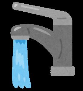 マコなり社長のナイトルーティン② 帰ったらすぐに洗面台の水を出しっぱなしにする