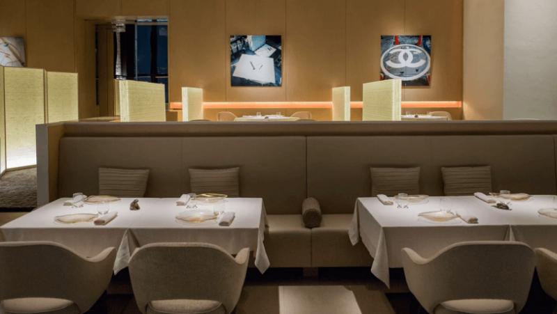 ミシュラン東京2021 銀座 二つ星|ベージュアラン・デュカス 東京(フランス料理)