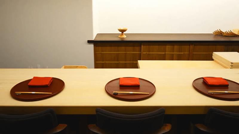 ミシュラン東京2021 銀座 二つ星|久丹(日本料理)