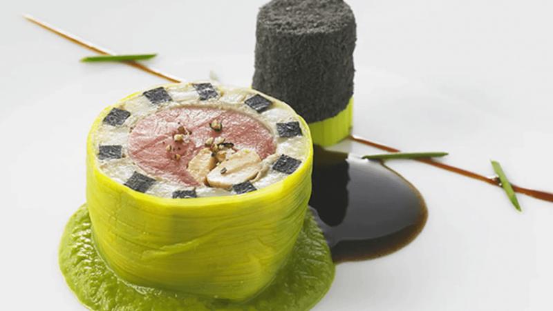 ミシュラン東京2021 銀座 一つ星|レ セゾン(フランス料理)