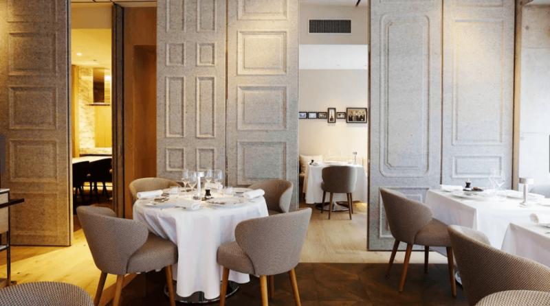 ミシュラン東京2021 銀座 一つ星|ドミニク・ブシェ トーキョー(フランス料理)