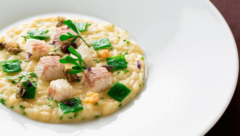 ミシュラン東京2021 銀座 一つ星|ブルガリ イル・リストランテ ルカ・ファンティン(イタリア料理)
