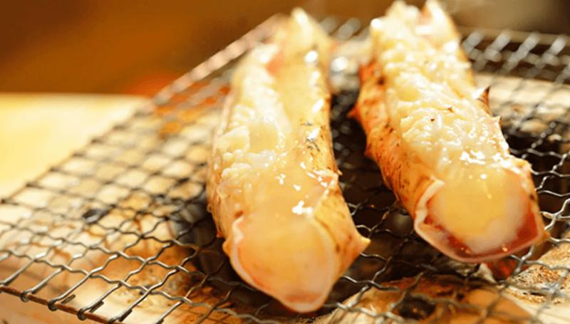 ミシュラン東京2021 銀座 一つ星|銀座 きた福(かに料理)