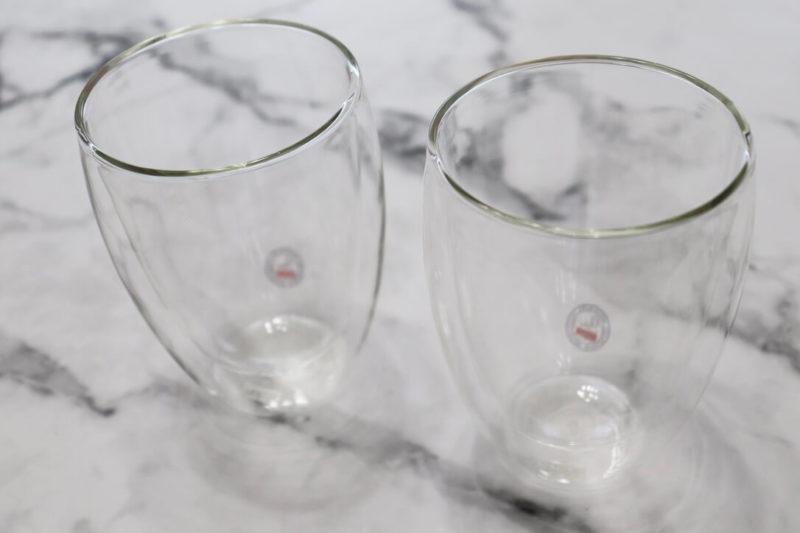 やっぱりあると便利!温・冷どちらも対応の、bodum(ボダム)のダブルウォールグラス
