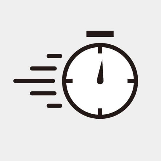 ダイソン エアラップの特徴③|ドライとスタイリングの同時進行でヘアケア時間を短縮
