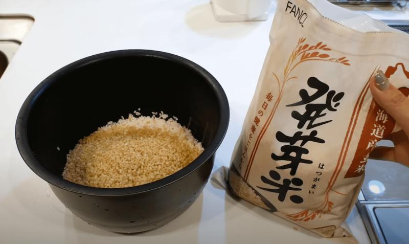竹脇まりなさんはファンケルの発芽米を愛用
