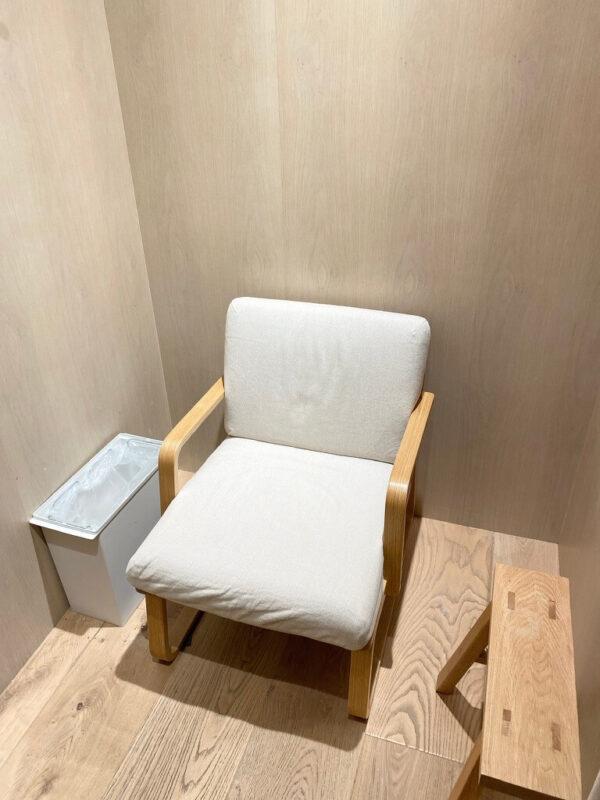 銀座で授乳できるスポット|無印良品【銀座店】の授乳室レビュー