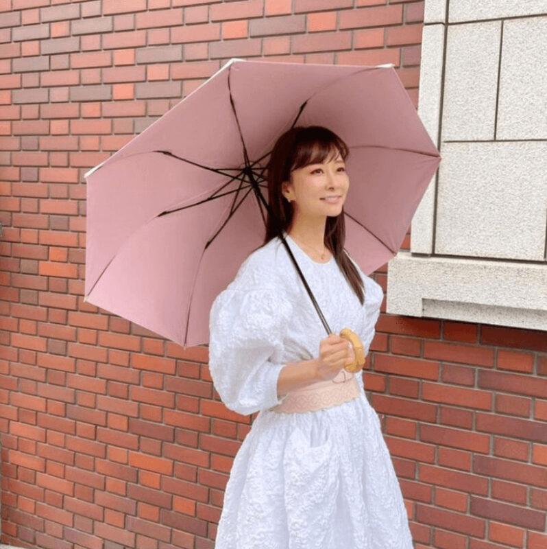 石井美保さんプロデュース日傘