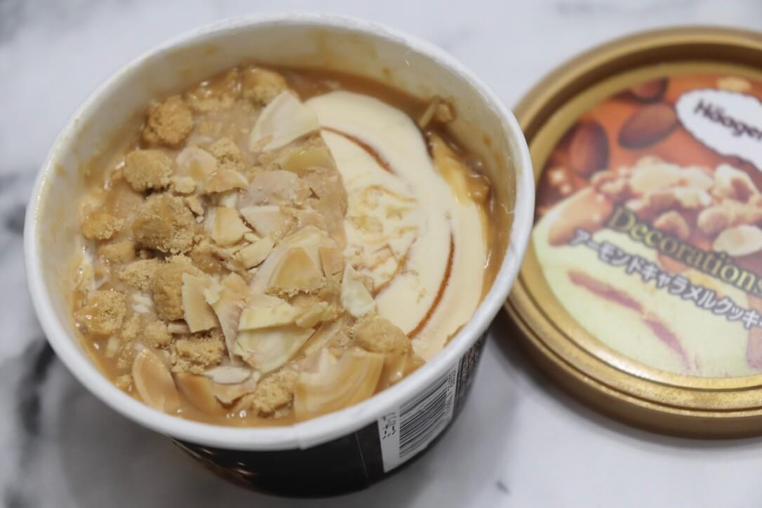 指原莉乃さんがYouTubeライブで絶賛していたハーゲンダッツ「アーモンドキャラメルクッキー」が美味し過ぎる♡