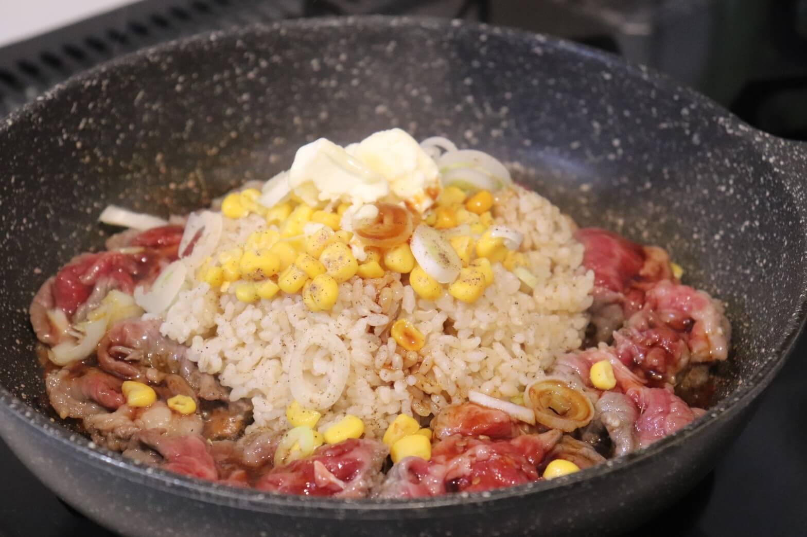 【レシピあり】ヒカキンおすすめ『ペッパーランチのビーフペッパーライス』が男飯として最高!