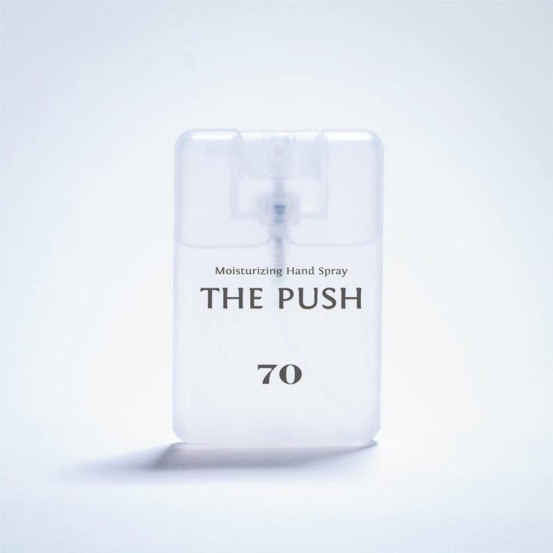 THE PUSH 70 モイスチャーライジング ハンド スプレー
