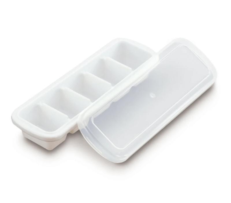 マコなり社長おすすめ ダイソー商品 第3位|フタ付き製氷皿 ビッグキューブ