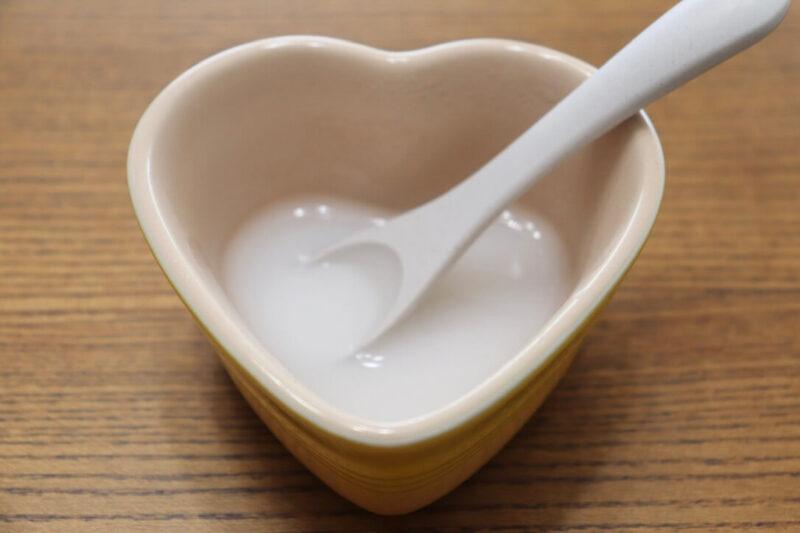 炊飯器で簡単10倍粥!初めての離乳食作り