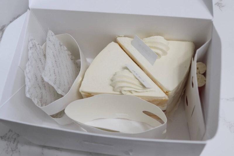 patisserie ease(パティスリー イーズ)@日本橋|和三盆のショートケーキ