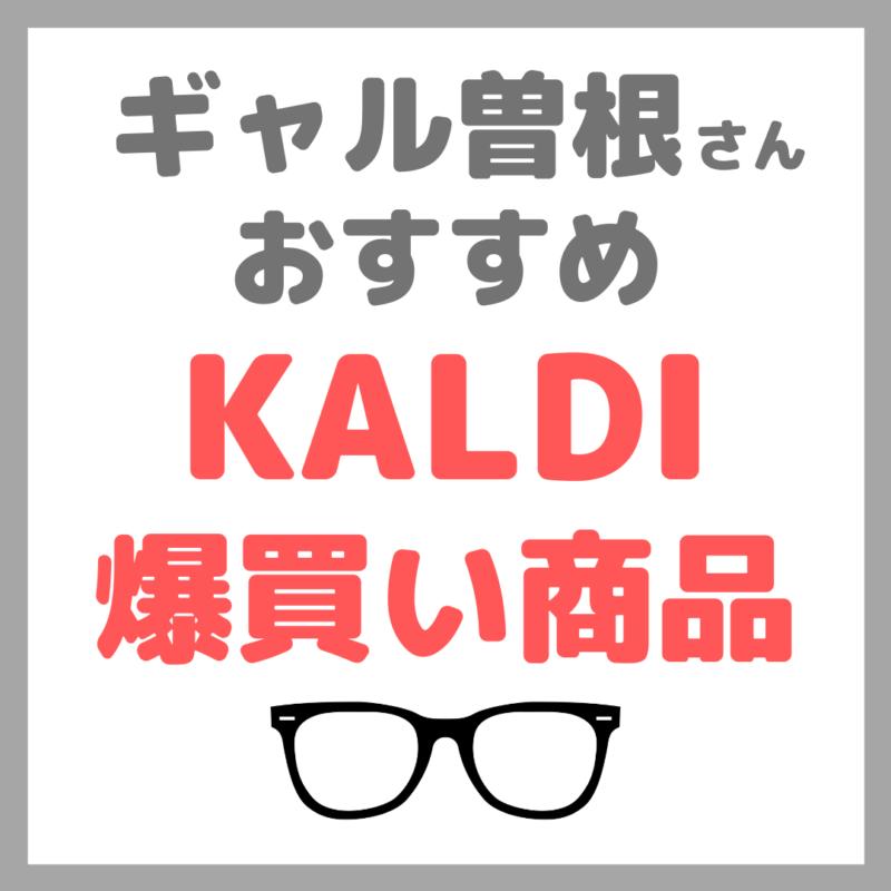 ギャル曽根さんおすすめ KALDI(カルディ)爆買い商品 15品 まとめ