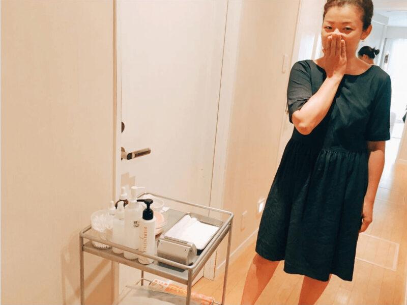 紗栄子さんが通う美容クリニック・サロン・エステ・皮膚科① ミッシィボーテ