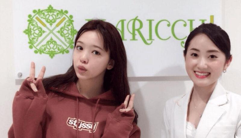 藤田ニコルさんが通う美容クリニック・サロン・エステ・皮膚科②|銀座ハリッチ